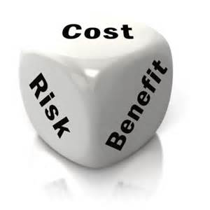 risk benefit cost