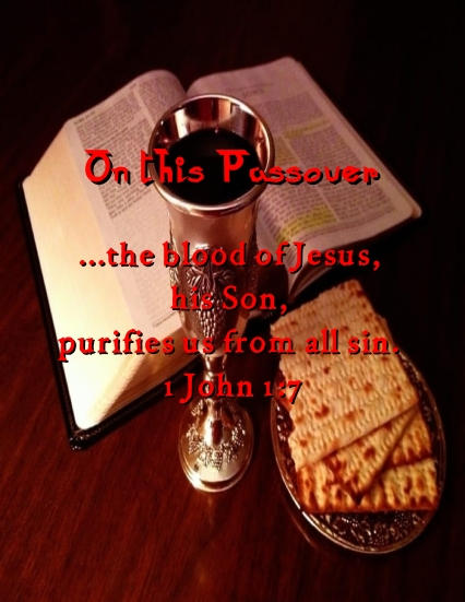 Passover 1 Card