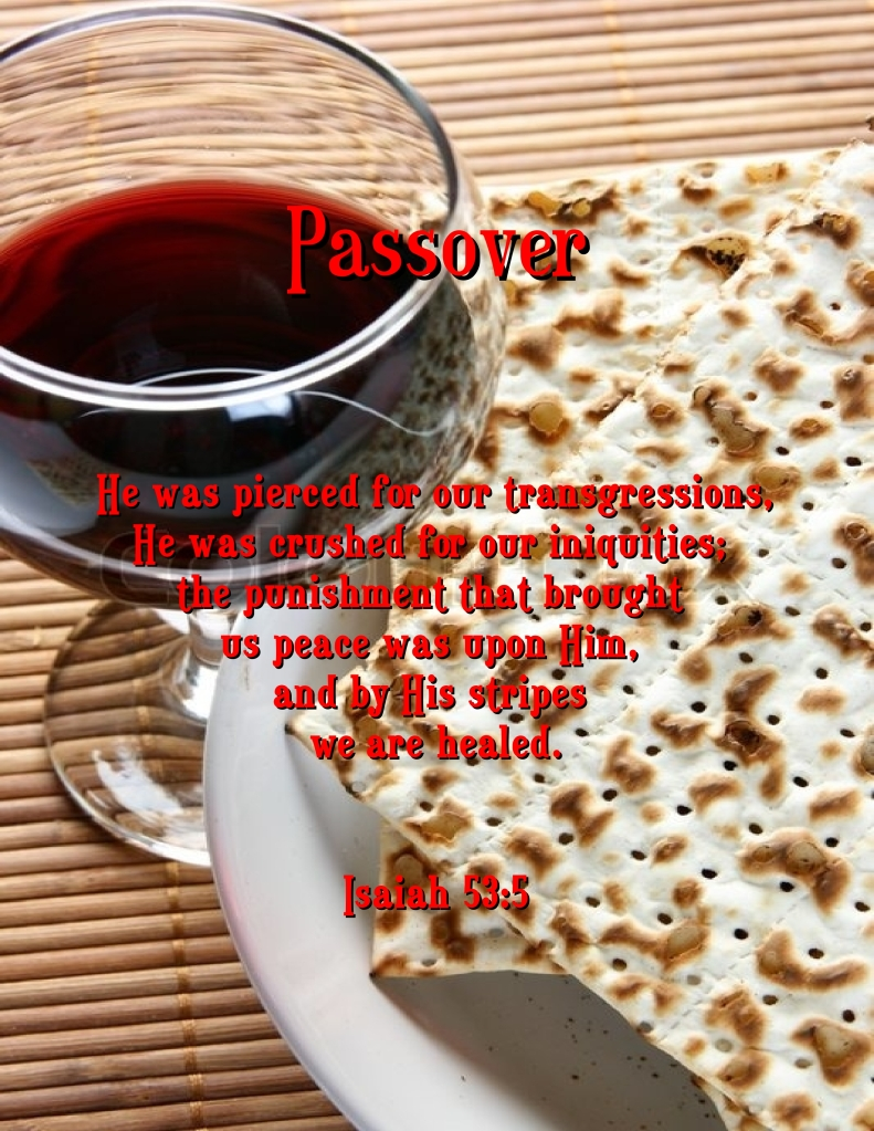 Passover 2 Card