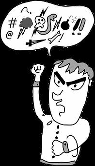 swearing-294391__340