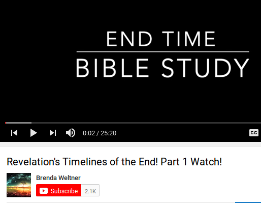 Revelation's Timelines of the End